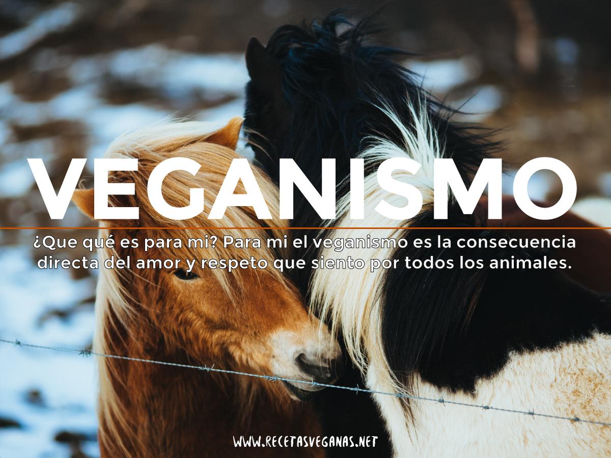 El veganismo