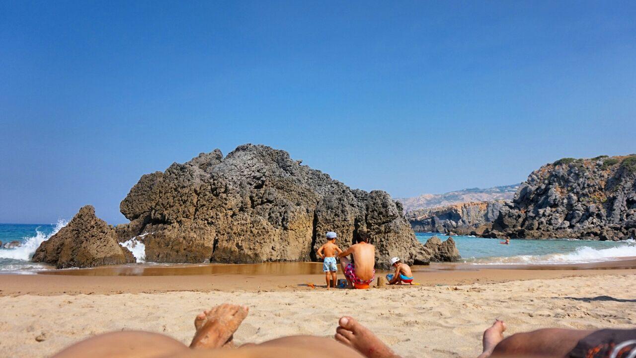 Praia do Abano - Playas de Lisboa