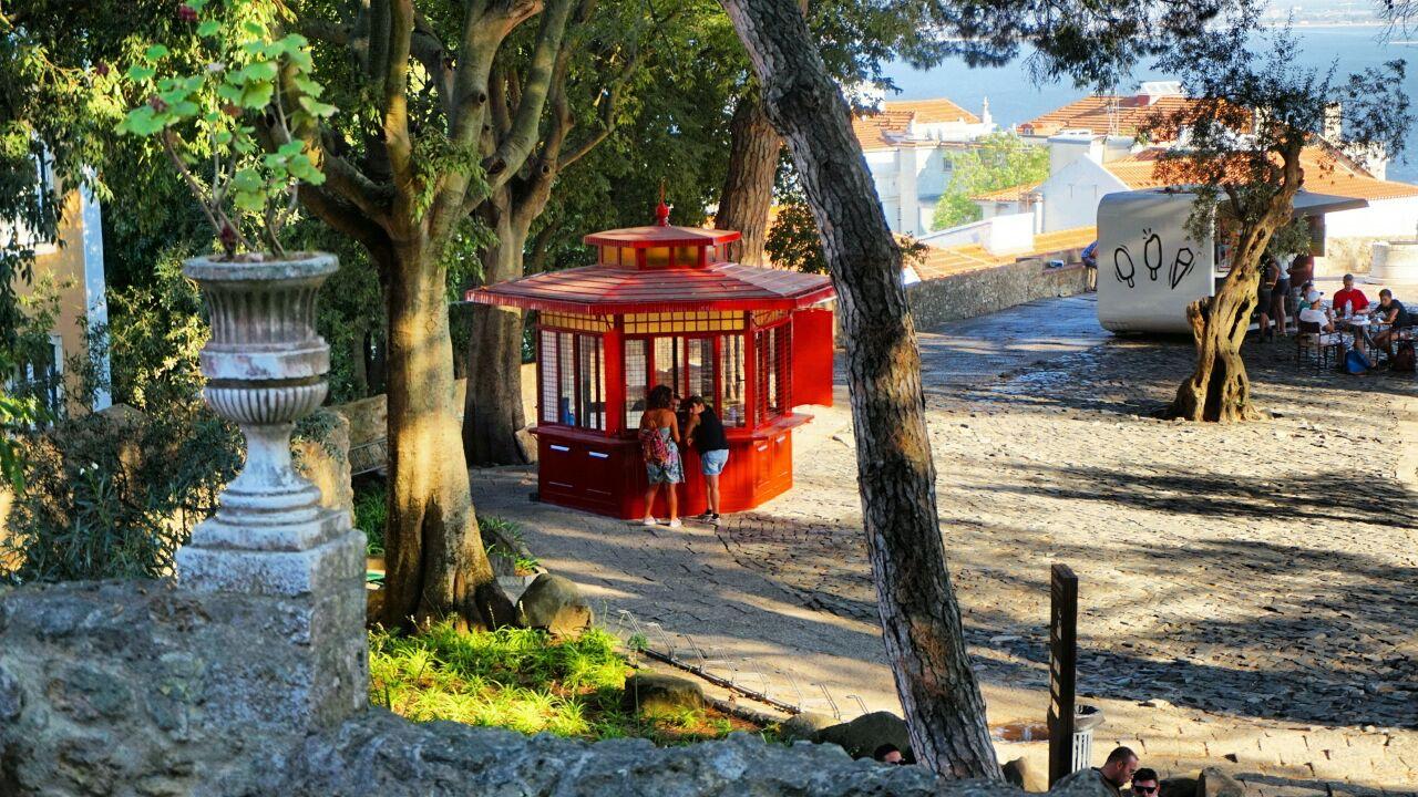 Castelo de S Jorge | Una vegana en Lisboa