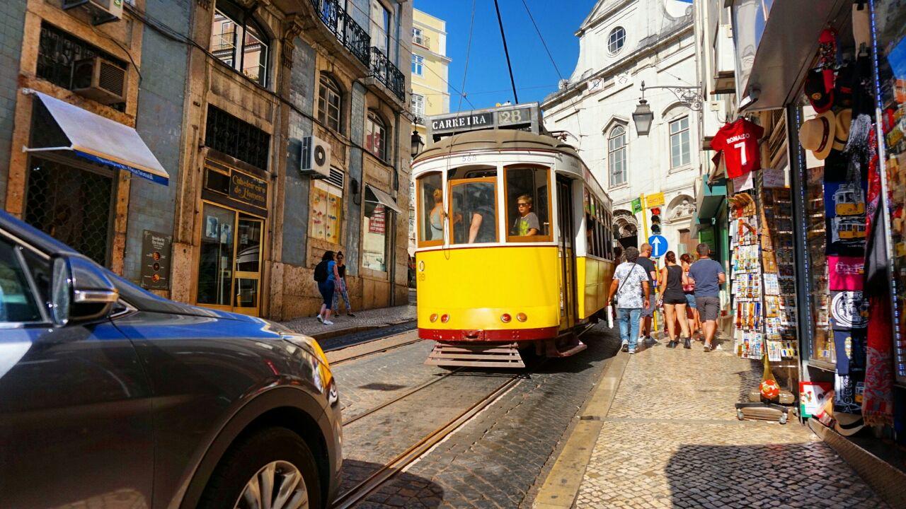 Una vegana en Lisboa (1ª Parte)
