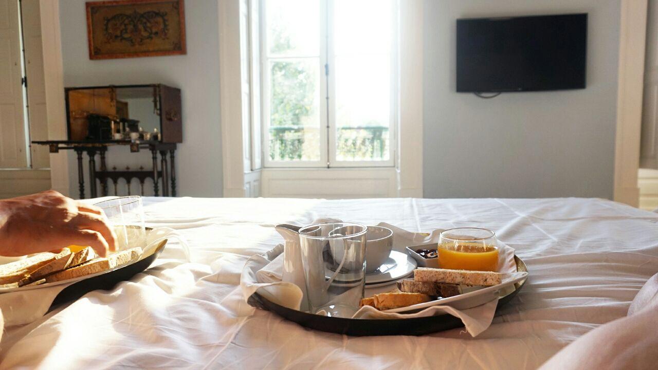 Desayuno en el Hotel Dear Lisbon Palace