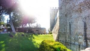 Castelo de S Jorge   Una vegana en Lisboa