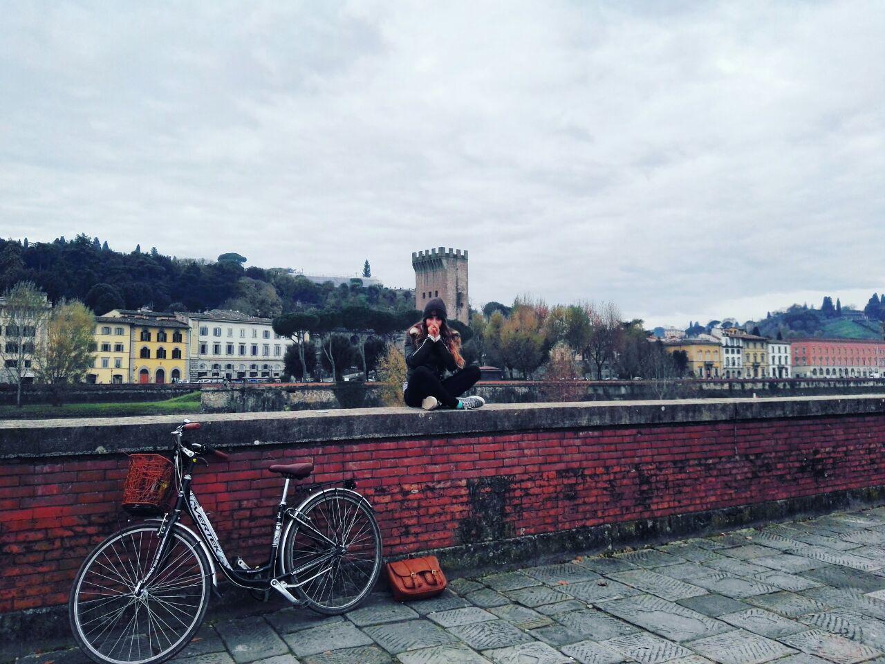 Una vegana en bici por Florencia (2a parte)