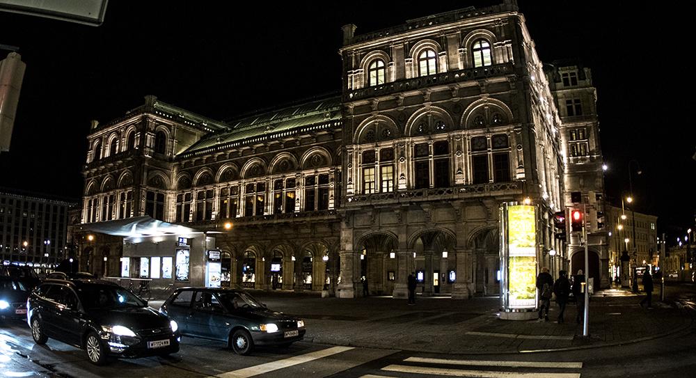 Vienna State Opera House.