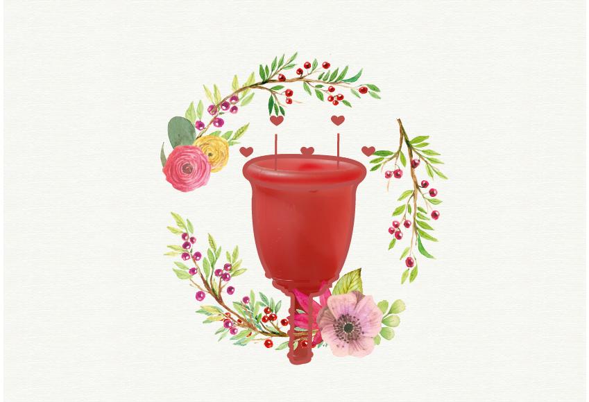 Cómo usar la copa menstrual, consejos y experiencia.