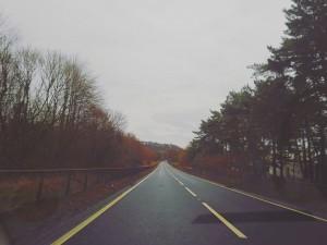 Ruta en coche por Escocia, desde Edimburgo.