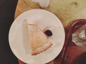 Cherry Pie, opciones veganas en Edimburgo. Guía de viajes por Escocia.