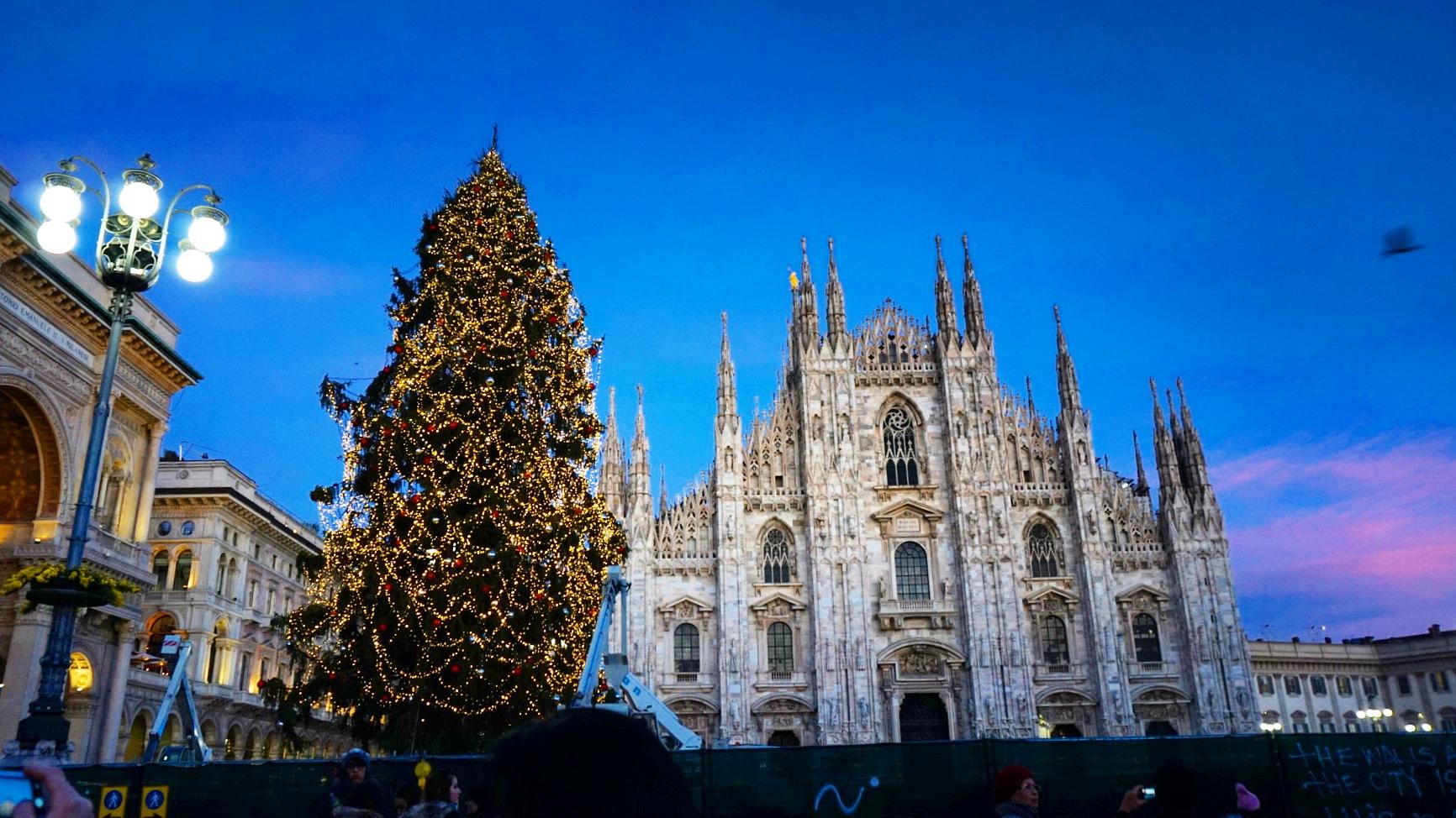 Dumo de Milán en Navidad - qué ver y qué hacer