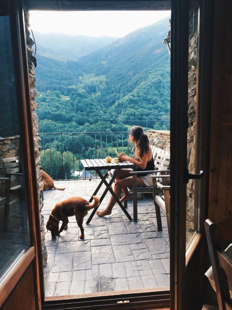 Viajar con perros - Escapada de fin de semana