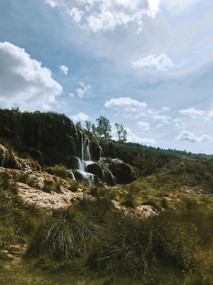 Cascadas de Cuenca