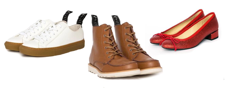 Zapatos veganos para hombre y mujer: botas, botines, zapatillas, manoletinas...