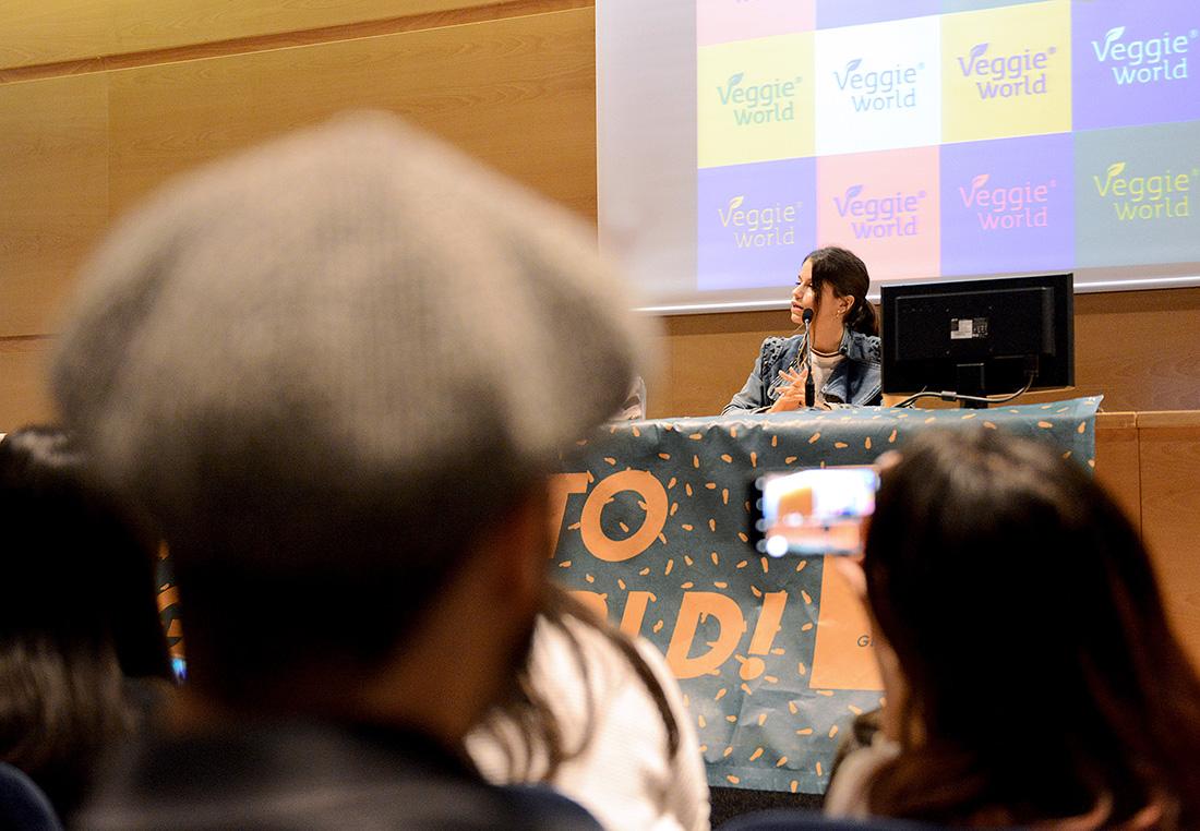 Veggie World Barcelona 2018 : eventos, veganismo, comida, charlas, conferencias, derechos animales...