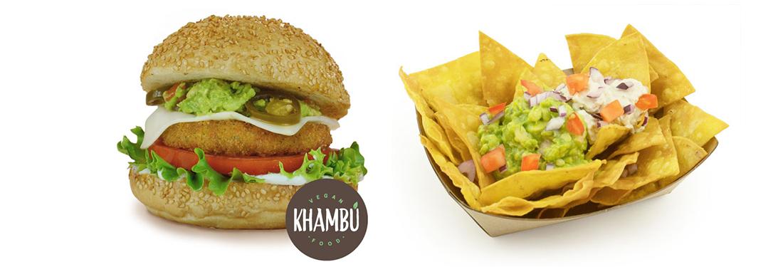 Fast-food vegano en Valencia: hamburguesas veganas, nachos, nuggets...