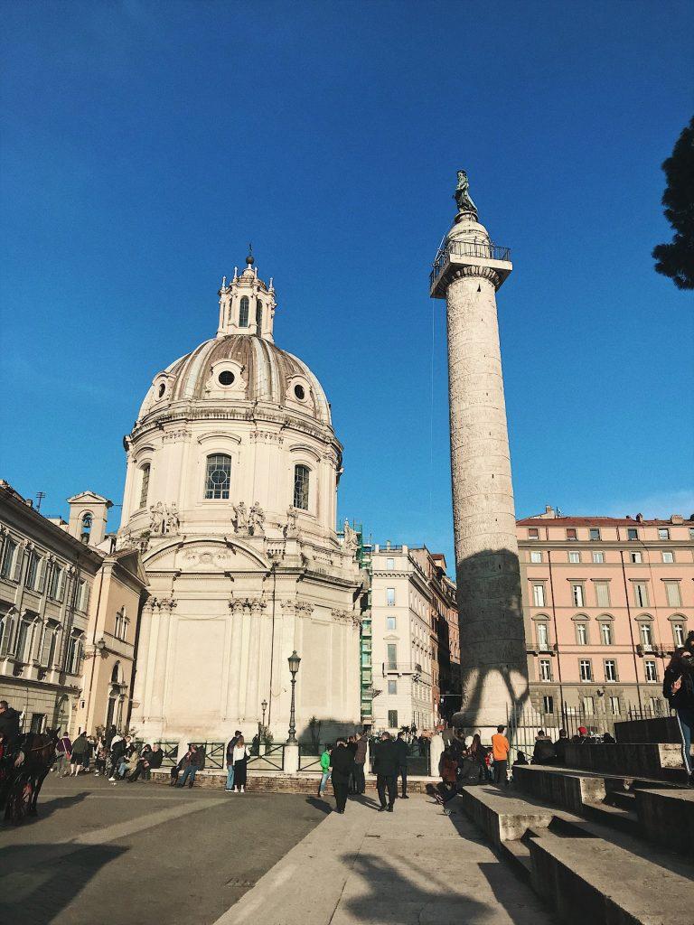 Columna de Trajano, Roma