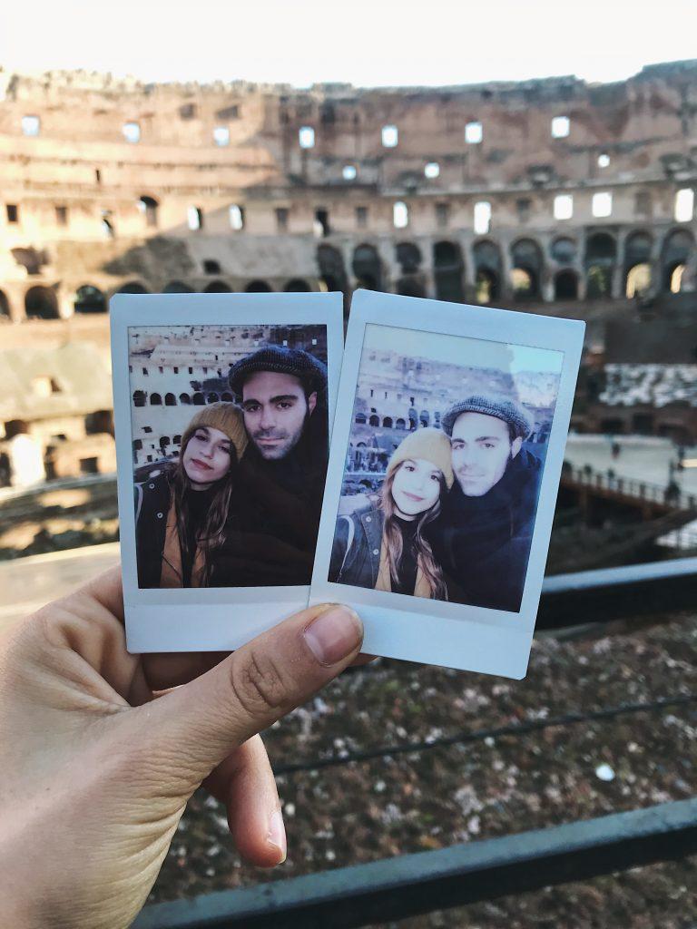 Fotografías INSTAX en Roma