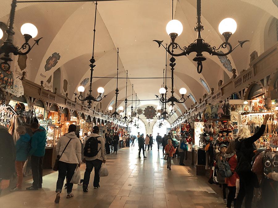 Lonja de los Paños - viajar a Cracovia por Turismo