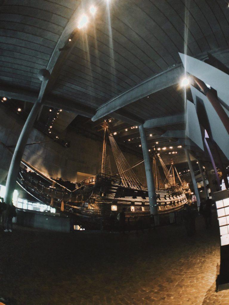 Museo Vasa, qué ver en Estocolmo.