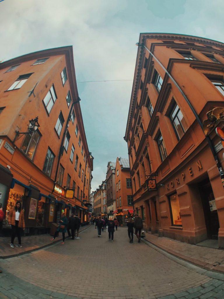 Viajar por Estocolmo. Qué ver. Gamla Stan.