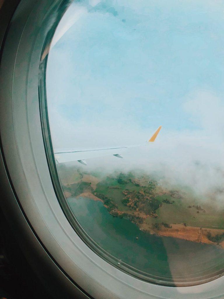 Volando de Barcelona a Estocolmo: 3:50 horas.