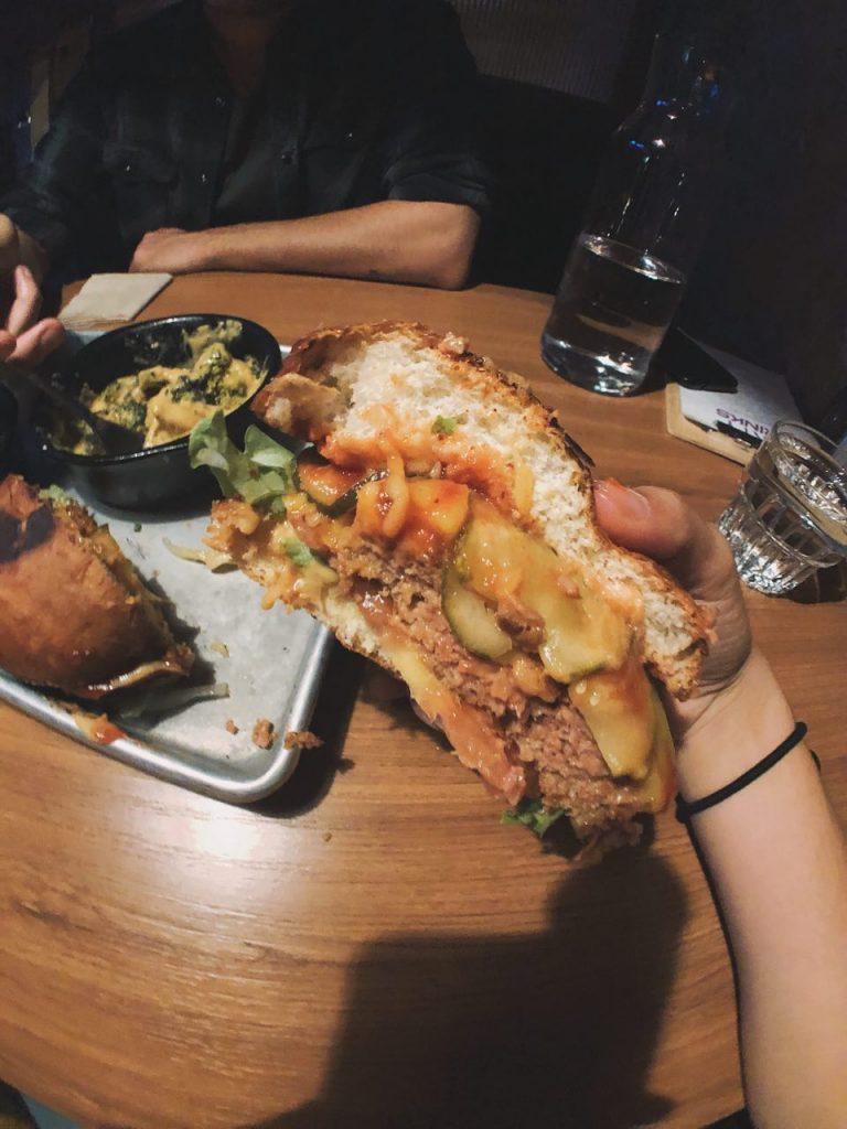 Dirty Vegan, restaurante vegano en Estocolmo. Viajar por Estocolmo.