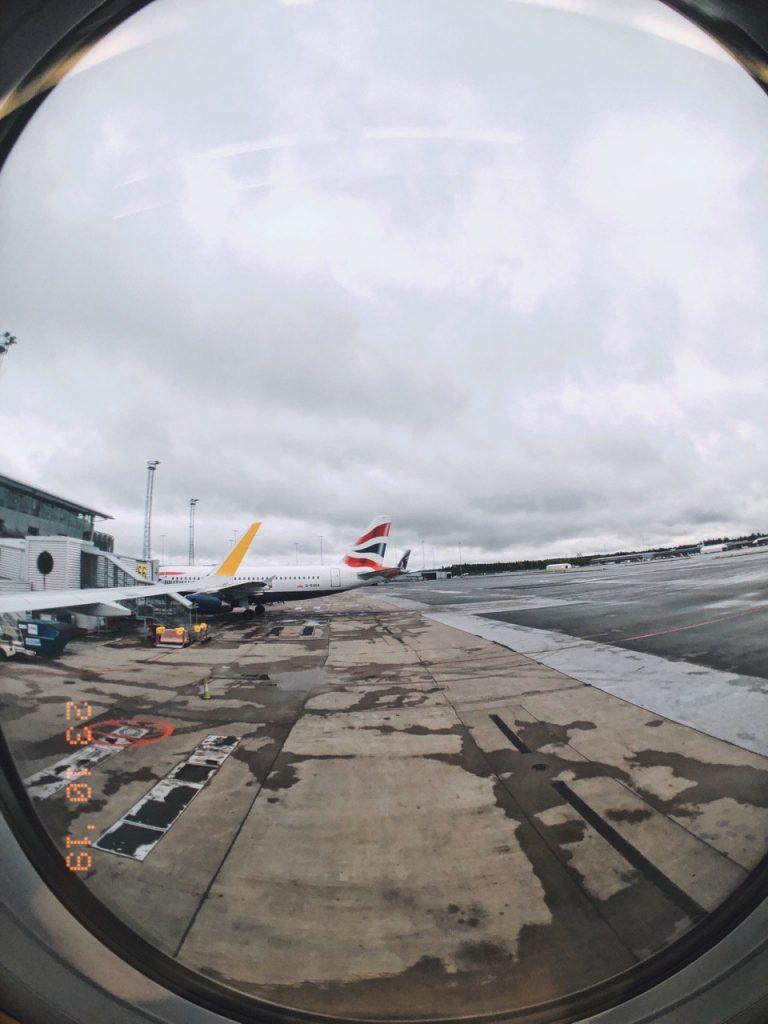 Aeropuerto Arlanda, Estocolmo