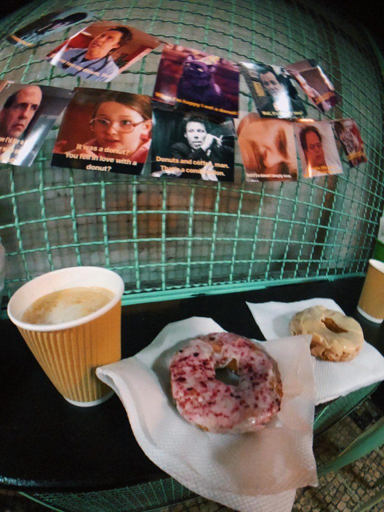 Duh Vegan Donut: donutería vegana en Oporto. Restaurantes y consejos.