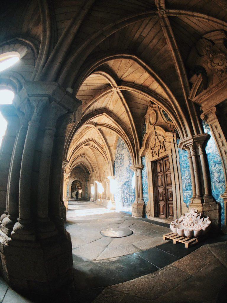 Catedral. Sé do Porto. Qué ver en Oporto.