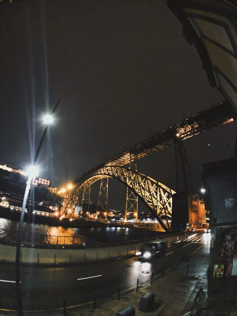 Puente Luis I: Oporto. El puente más famoso.