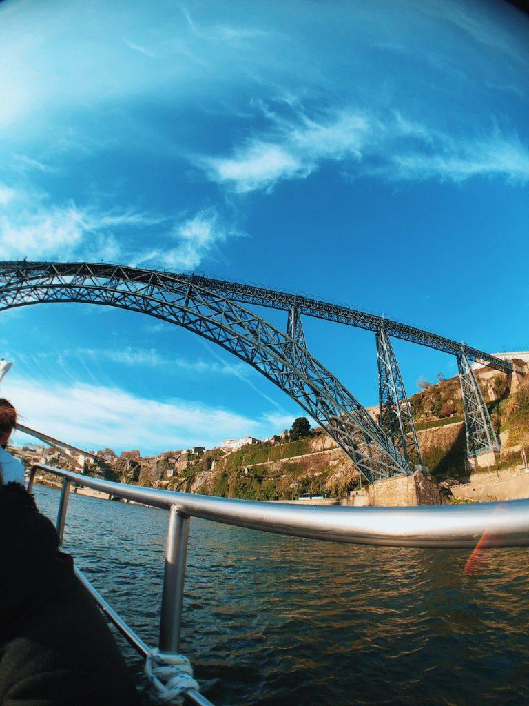 Tour en barco por el río Duero. Qué hacer en Oporto.
