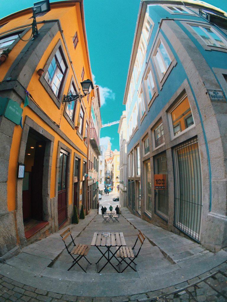 Viaje por Oporto. Que ver en el casco antiguo.