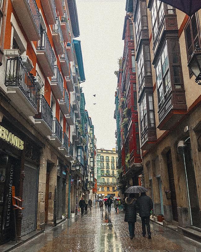Qué ver en el Casco antiguo de Bilbao. Turismo, blog de viajes.