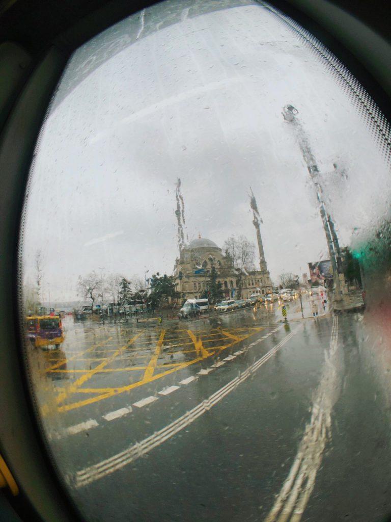 Autobús de Plaza Taksim a la mezquita de Ortaköy - Guía de viajes.