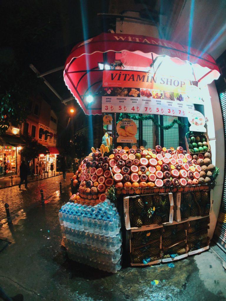 Barrio de Gálata, Estambul. Guía de viajes.