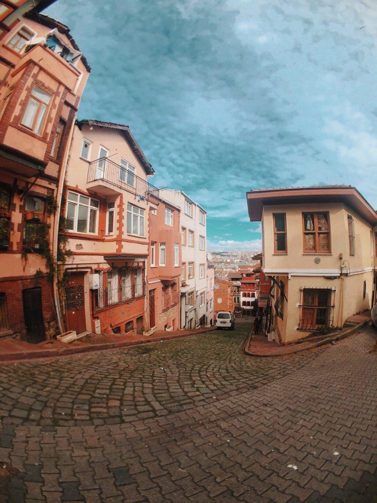 Barrio Balat, Estambul. Guía de viajes.