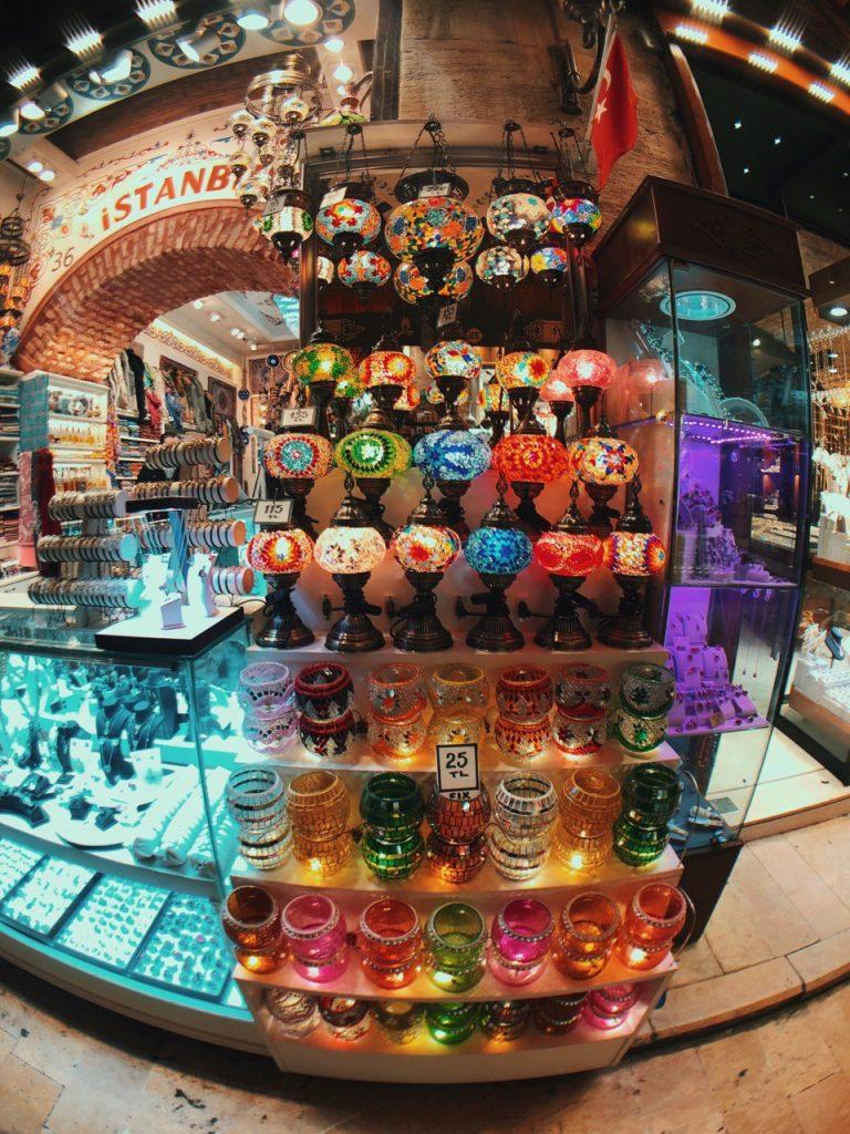 Bazar de las especias, Estambul. Guía de viajes.