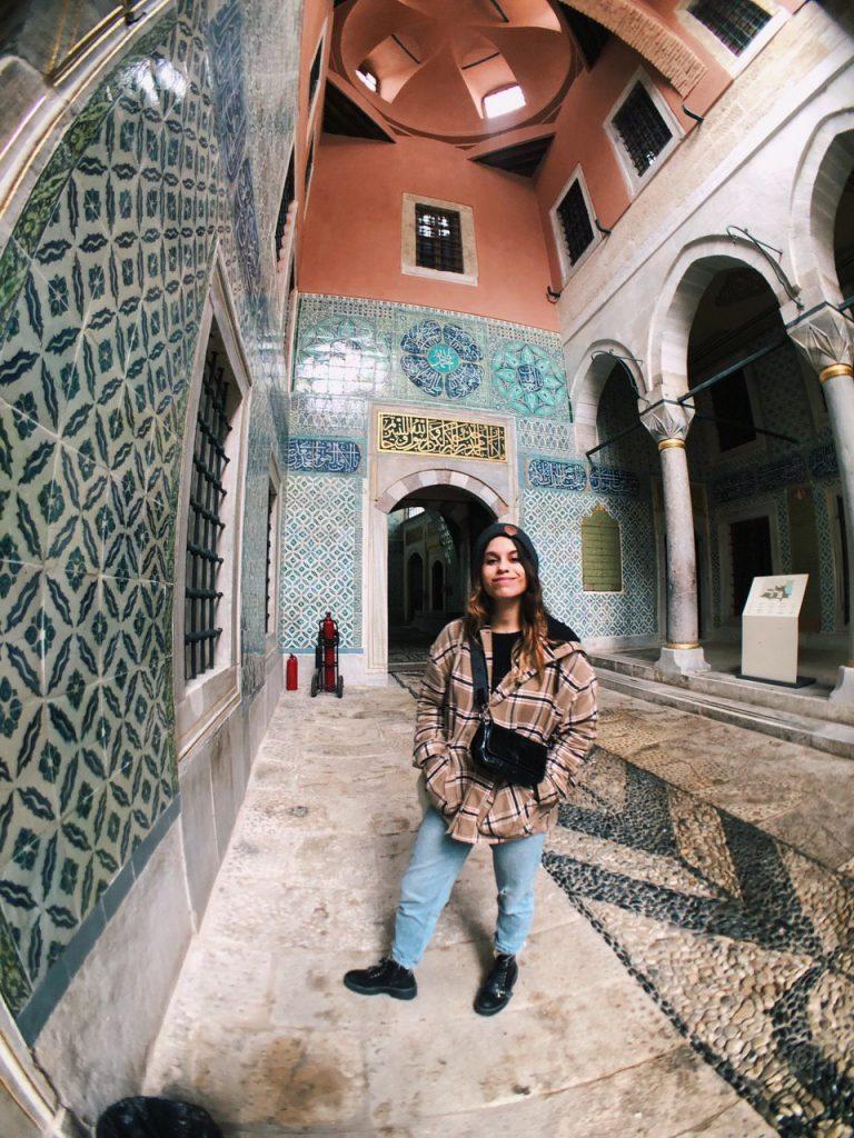 Harem, dentro del Topkapi Palace. Qué ver en Estambul. Guías.