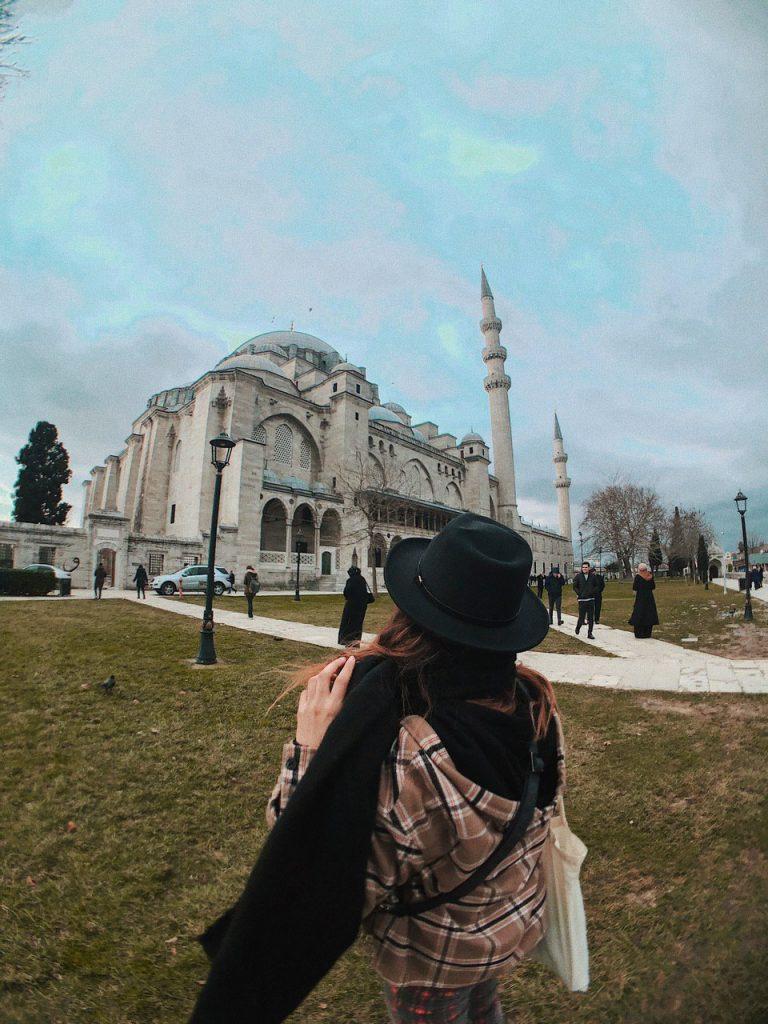 Mezquita de Suleimán, guía de viajes Estambul.