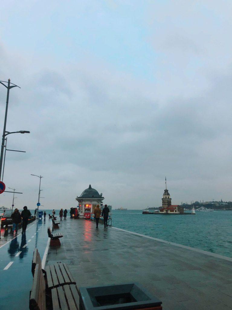 Kiz kulesi, guia de viajes de Estambul.