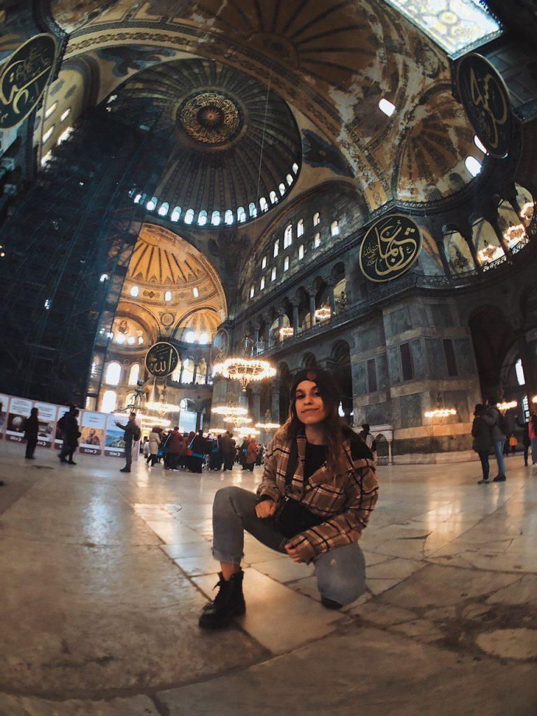 Hagia Sofía, Estambul. Qué ver. Guia. Turquía.
