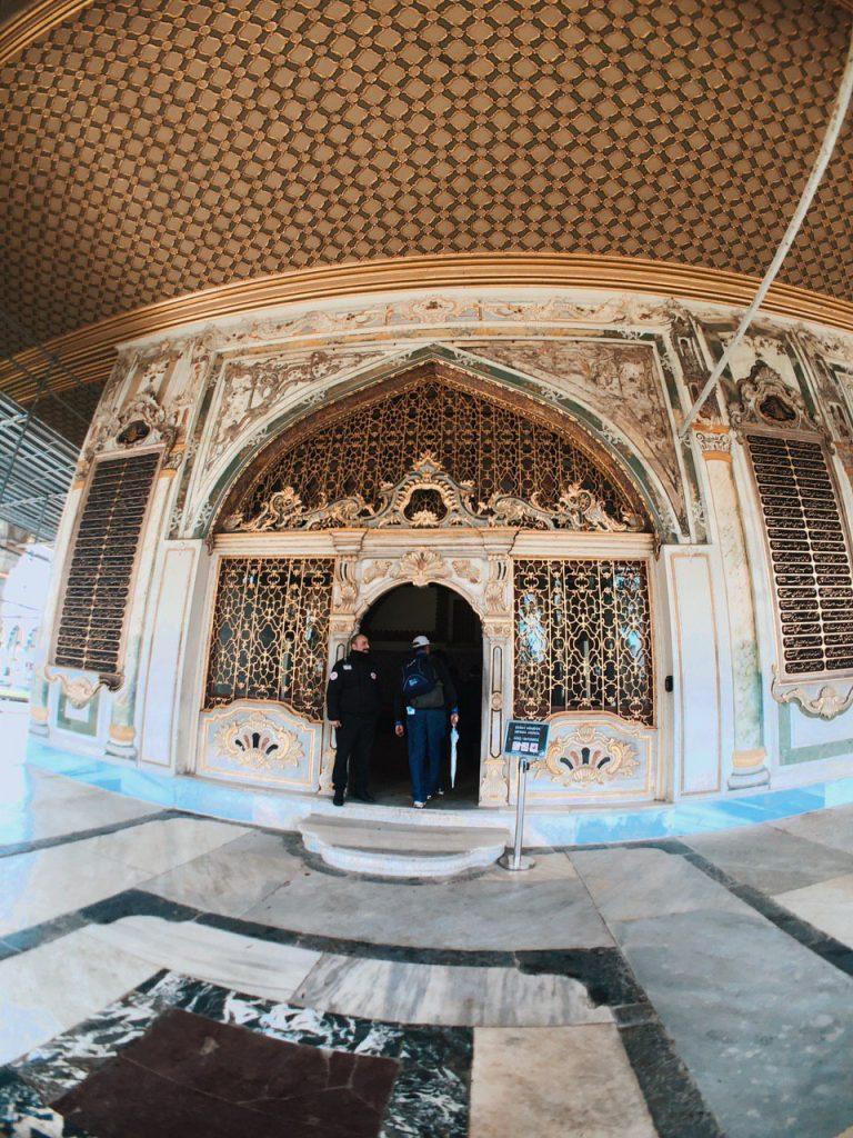Palacio Topkapi, qué hacer y qué ver en Estambul.