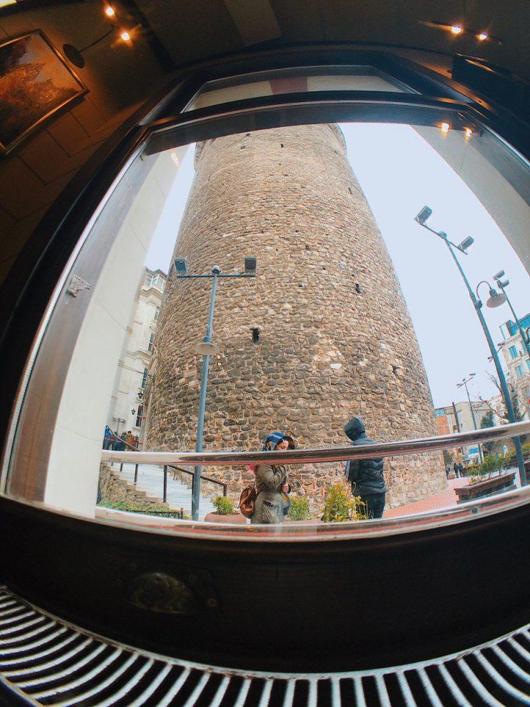 Torre gálata. Guía de viajes Estambul.
