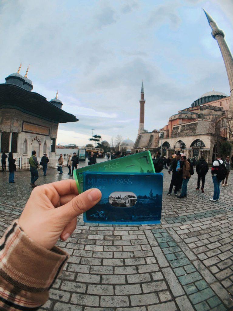 Pase Museum Pass, del 'Welcome Card Estambul' de Musement.