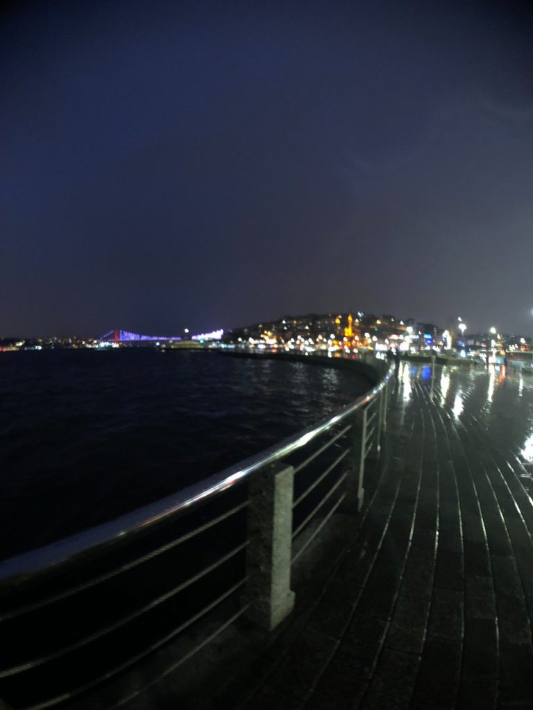 Uskudar, Estambul zona Asia. Guia de viajes.